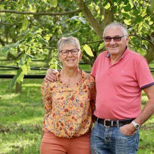 Myriam et Maurice Belle