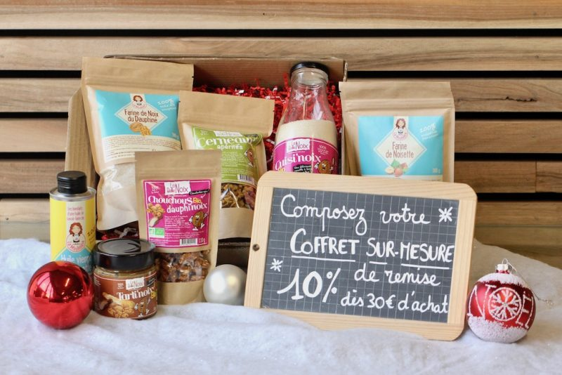 Offre spéciale de Noël sur la boutique : 10% de remise dès 30€ d'achat !