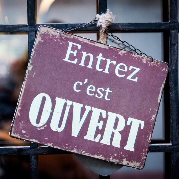 Réouverture de la boutique en ligne et du Moulin !
