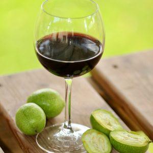 Recette du vin de noix maison
