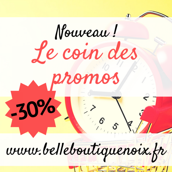 """Nouveau ! Découvrez notre """"Coin des promos"""" !"""